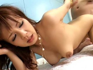 Rin Yuuki fucked deeply in her ass - hot anal